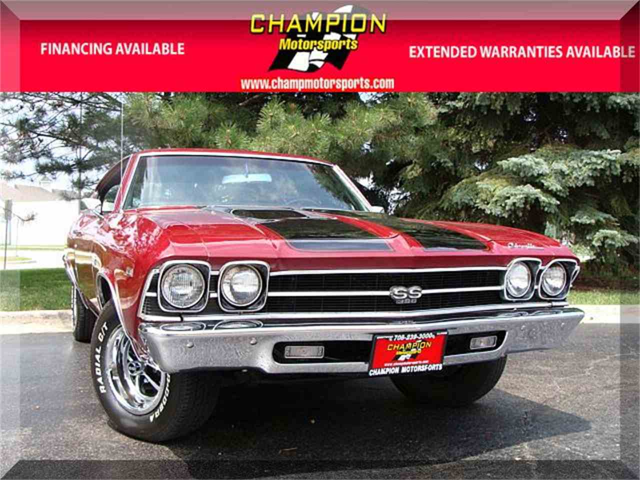 Large Picture of 1969 Chevelle located in Illinois - $32,995.00 - LPGH