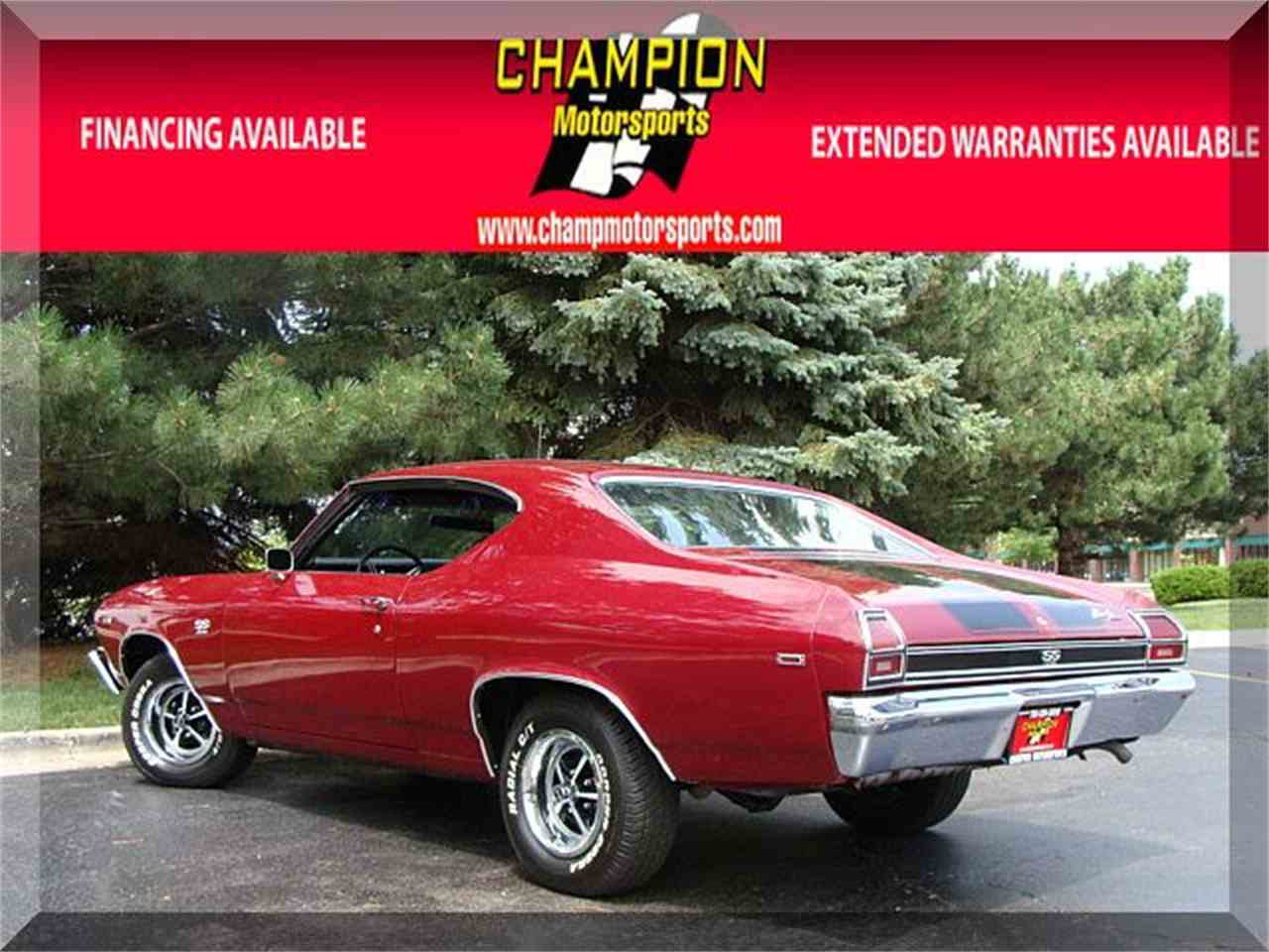 Large Picture of Classic 1969 Chevelle located in Illinois - $32,995.00 Offered by Champion Motorsports - LPGH
