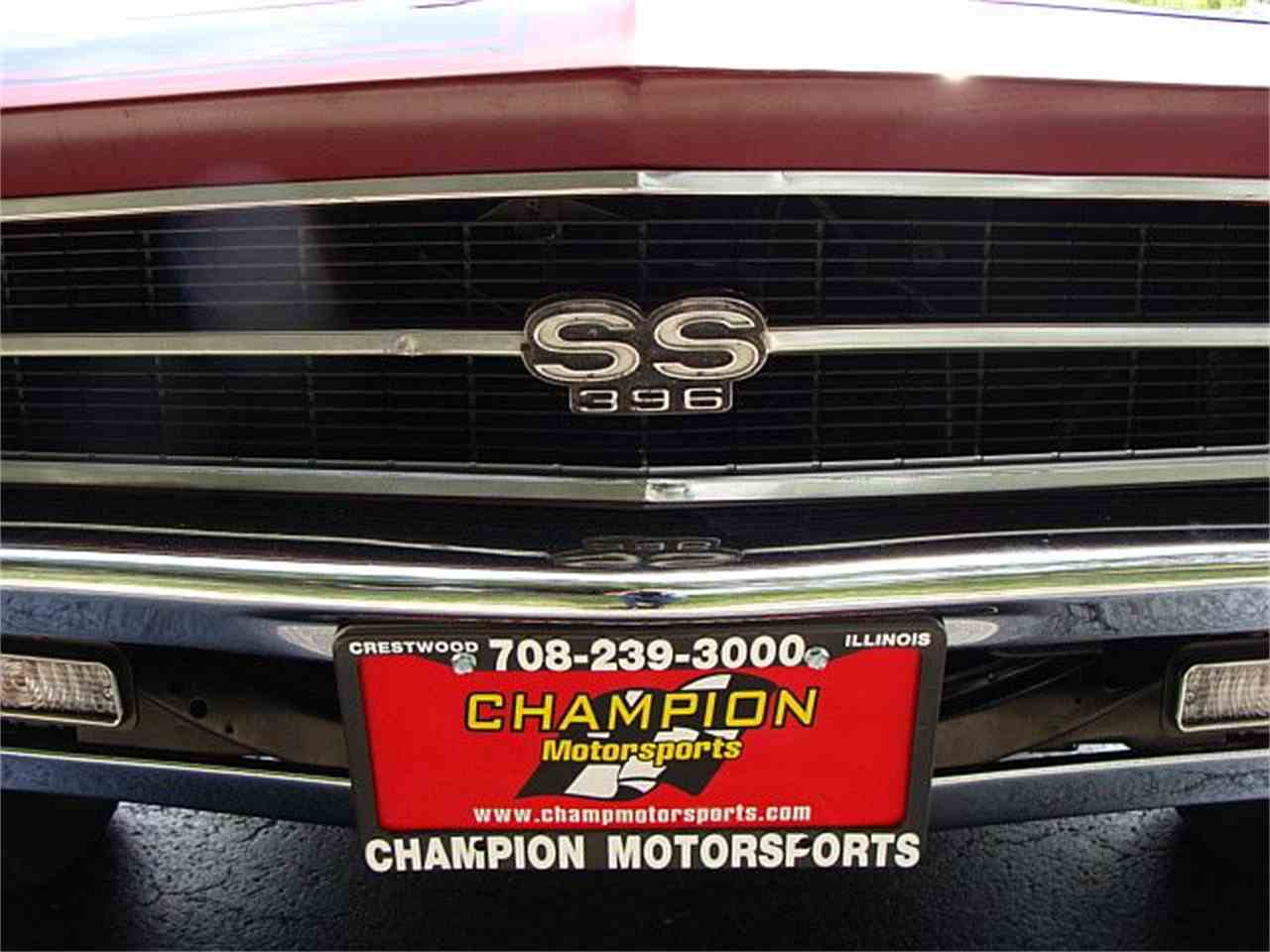 Large Picture of Classic 1969 Chevrolet Chevelle located in Illinois - $32,995.00 Offered by Champion Motorsports - LPGH