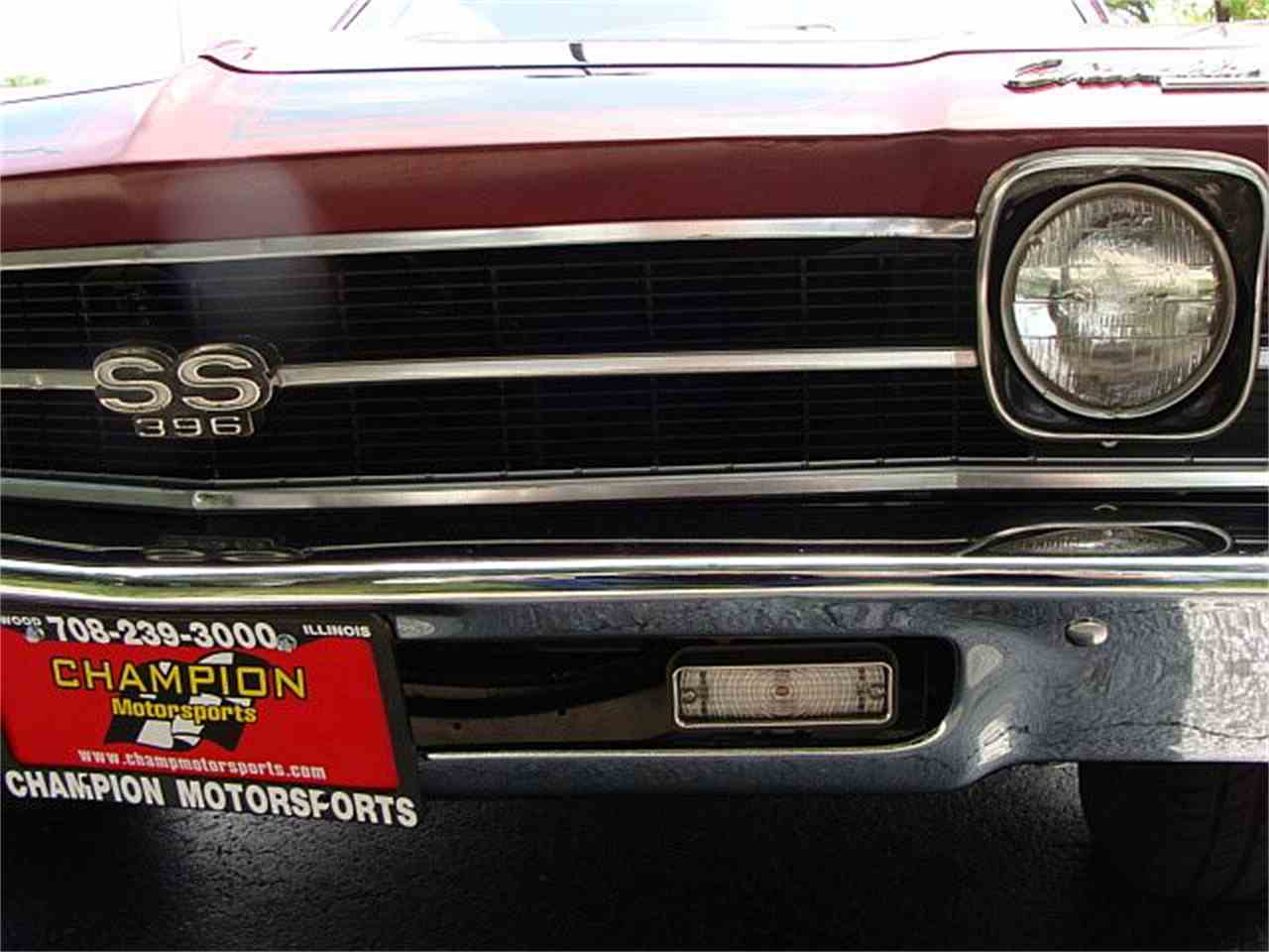 Large Picture of 1969 Chevrolet Chevelle - LPGH