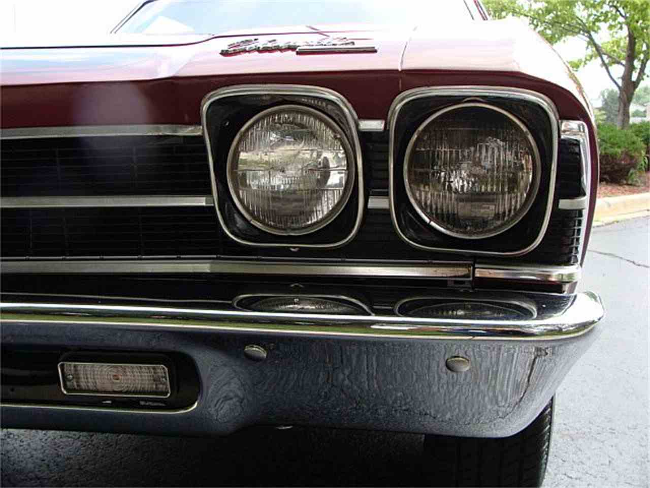 Large Picture of Classic 1969 Chevelle located in Crestwood Illinois - LPGH