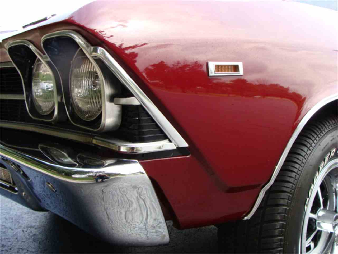 Large Picture of 1969 Chevrolet Chevelle located in Illinois - $32,995.00 Offered by Champion Motorsports - LPGH