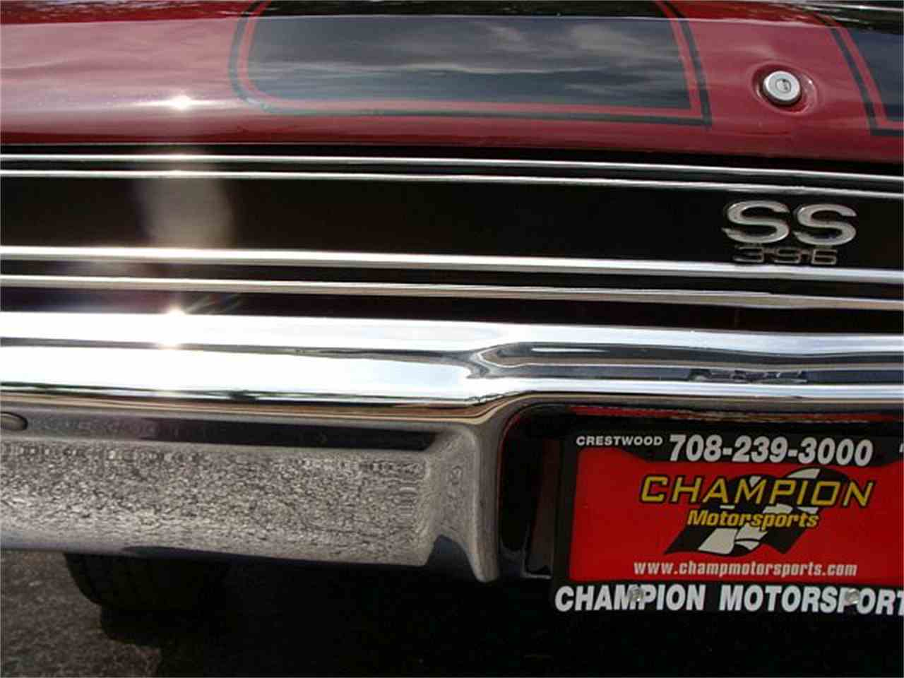 Large Picture of Classic 1969 Chevrolet Chevelle located in Crestwood Illinois - $32,995.00 - LPGH