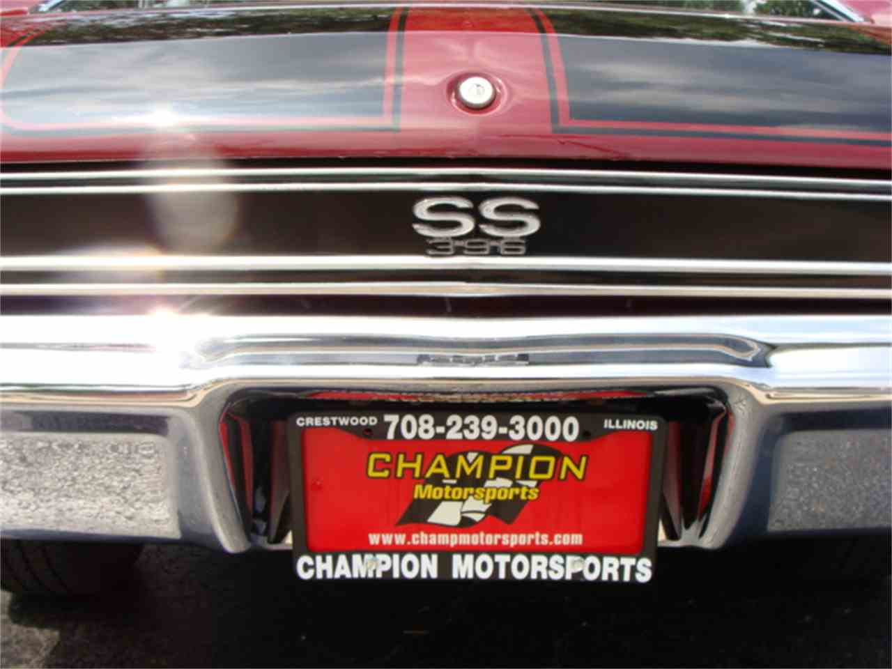Large Picture of '69 Chevrolet Chevelle located in Crestwood Illinois - $32,995.00 Offered by Champion Motorsports - LPGH