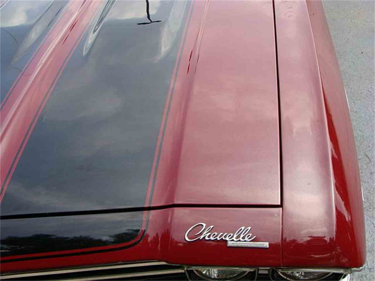 Large Picture of '69 Chevelle located in Crestwood Illinois - $32,995.00 - LPGH