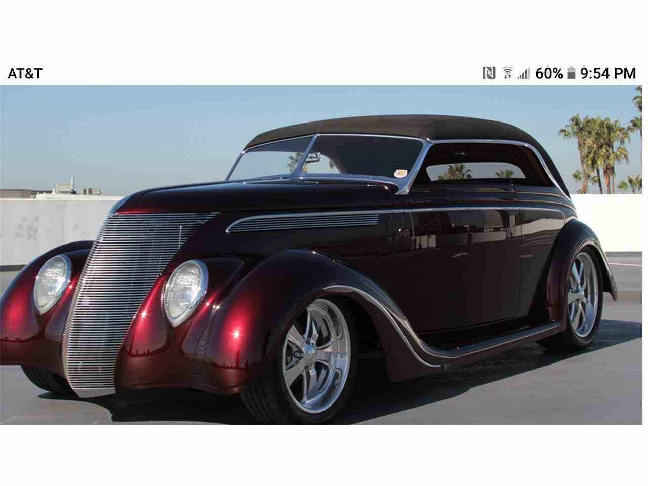 Large Picture of '37 Cabriolet - LPGR