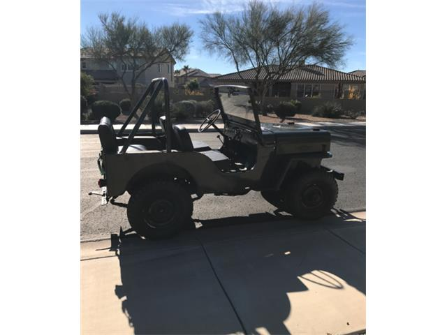 Picture of '54 Willys - LPHP