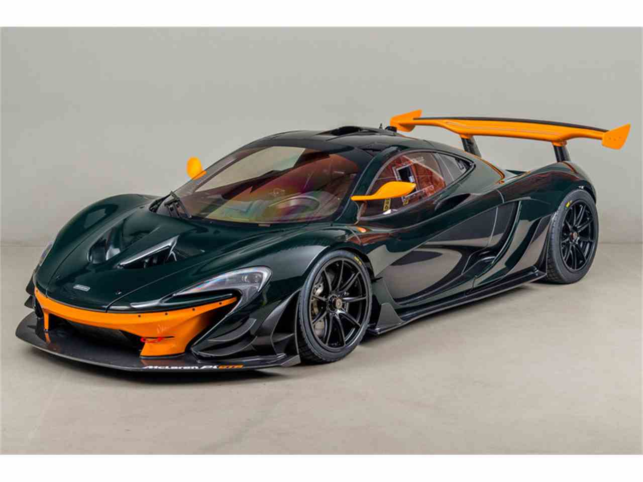 2016 mclaren p1 gtr for sale cc 1012840. Black Bedroom Furniture Sets. Home Design Ideas