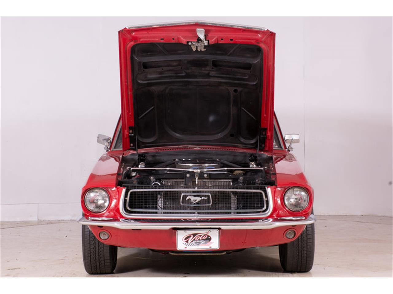 Large Picture of '68 Mustang - LPIK