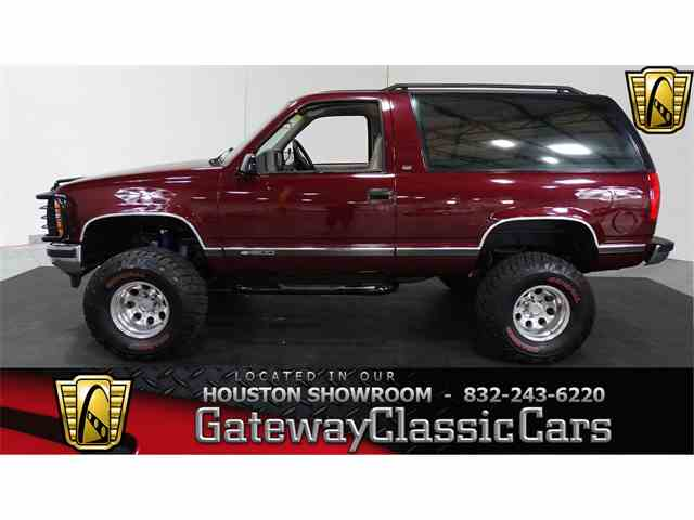 Picture of '92 Chevrolet Blazer located in Texas - $19,995.00 Offered by  - LPIV