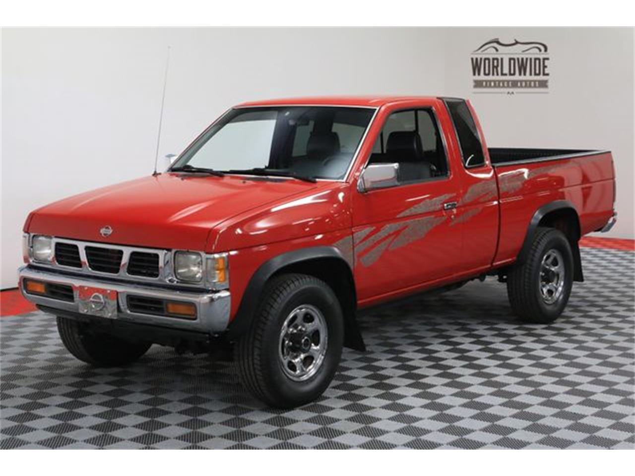 For Sale 1995 Nissan Pickup In Denver Colorado