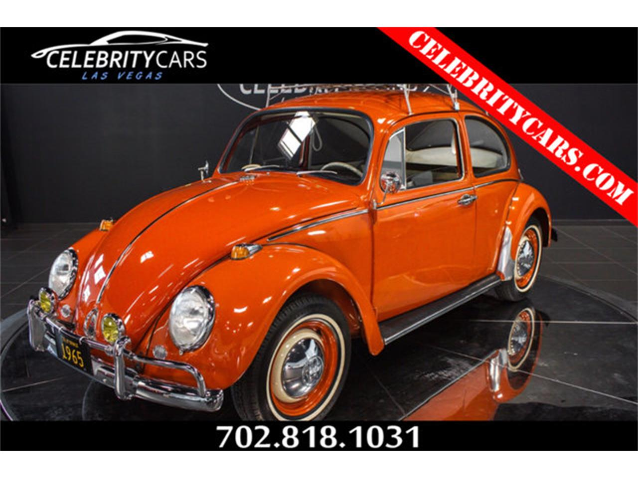Large Picture of Classic 1965 Volkswagen Beetle - LPJ7