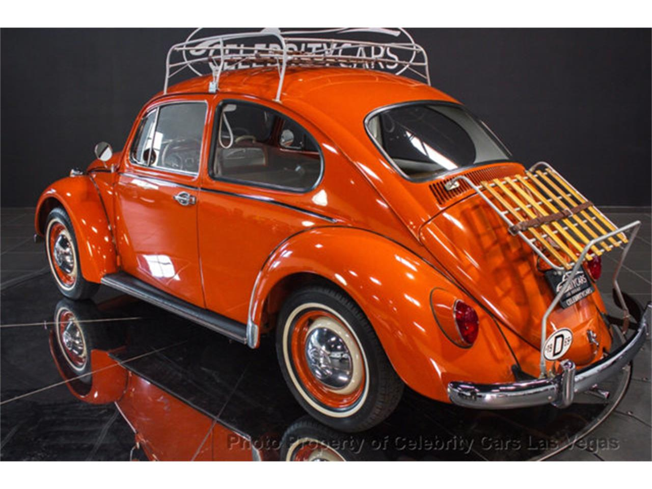 Large Picture of Classic 1965 Beetle located in Nevada Offered by Celebrity Cars Las Vegas - LPJ7