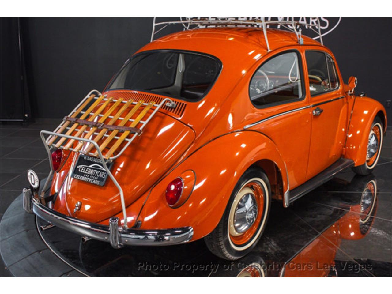 Large Picture of '65 Volkswagen Beetle located in Nevada - $23,500.00 Offered by Celebrity Cars Las Vegas - LPJ7