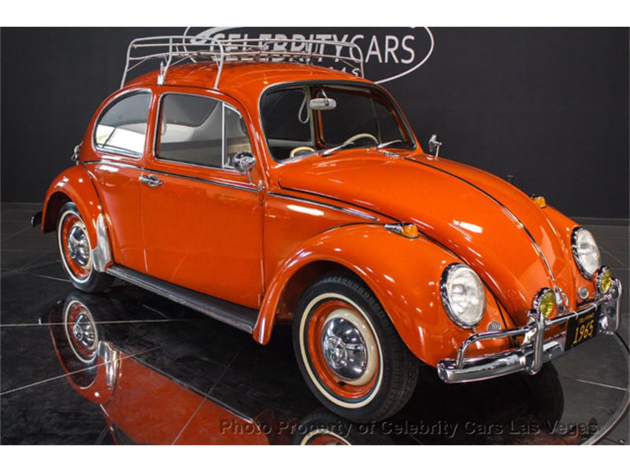 Large Picture of Classic 1965 Beetle located in Las Vegas Nevada - LPJ7