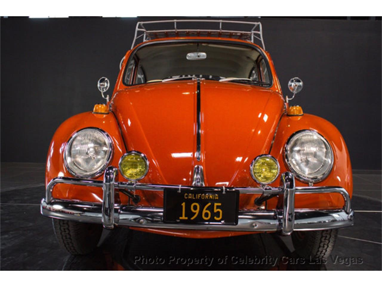 Large Picture of Classic '65 Beetle Offered by Celebrity Cars Las Vegas - LPJ7