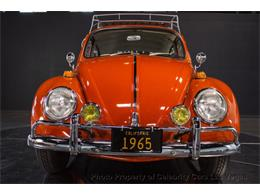 Picture of Classic '65 Volkswagen Beetle Offered by Celebrity Cars Las Vegas - LPJ7