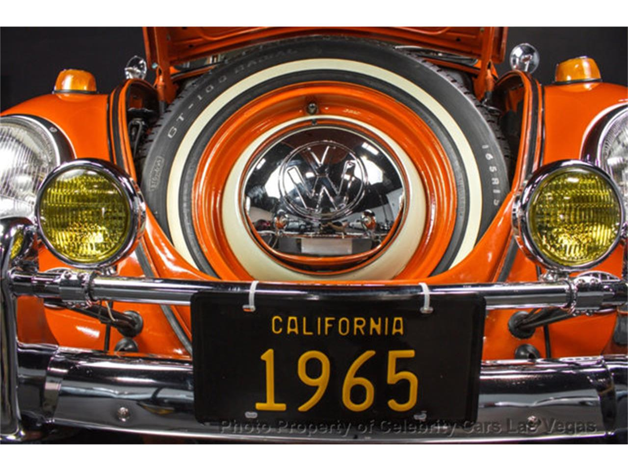 Large Picture of Classic 1965 Volkswagen Beetle located in Nevada - $23,500.00 Offered by Celebrity Cars Las Vegas - LPJ7
