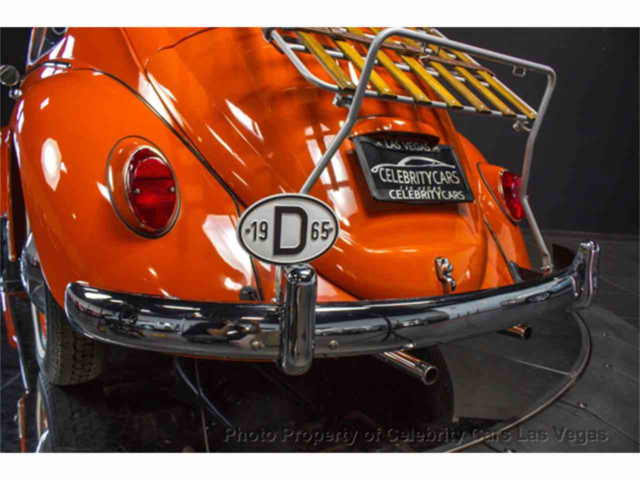 Large Picture of '65 Beetle - LPJ7