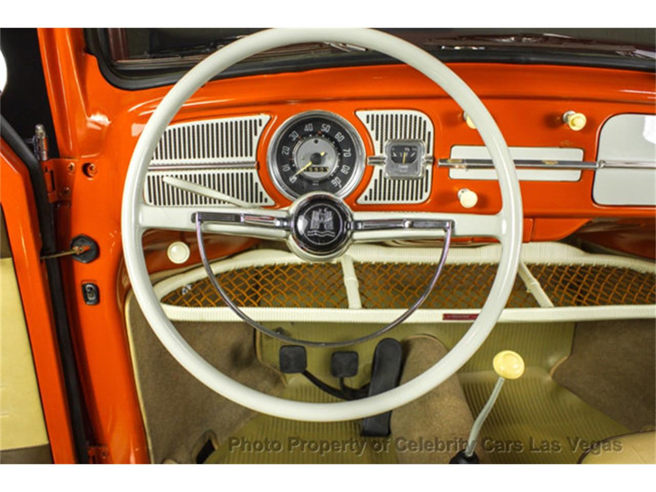 Large Picture of Classic 1965 Volkswagen Beetle - $23,500.00 Offered by Celebrity Cars Las Vegas - LPJ7