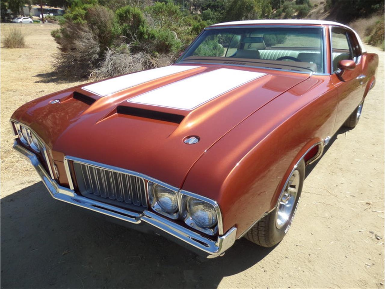Large Picture of '71 Cutlass - LPJI
