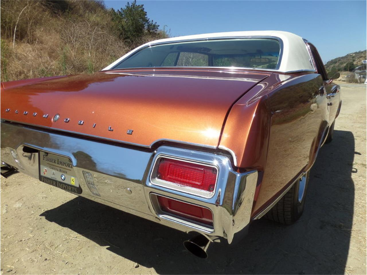 Large Picture of 1971 Oldsmobile Cutlass - LPJI