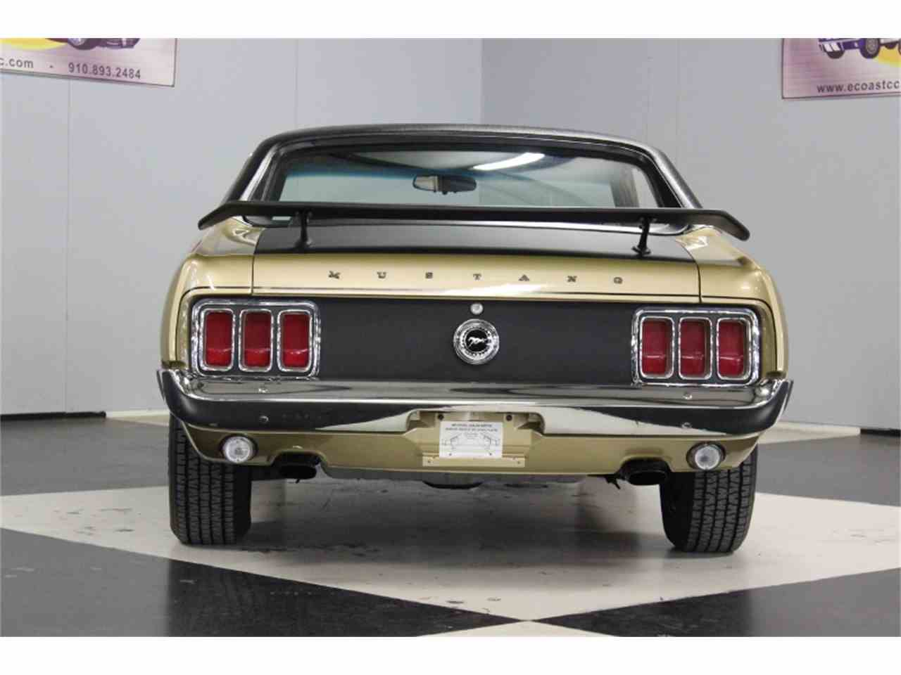 Large Picture of '70 Mustang - LPL6