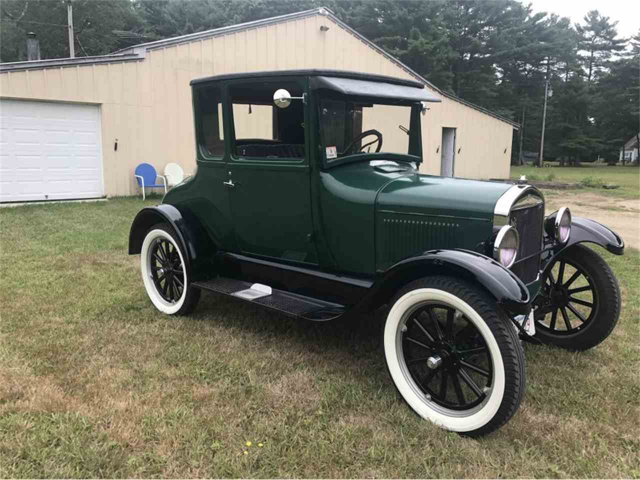 Large Picture of '26 Model T - LPP4