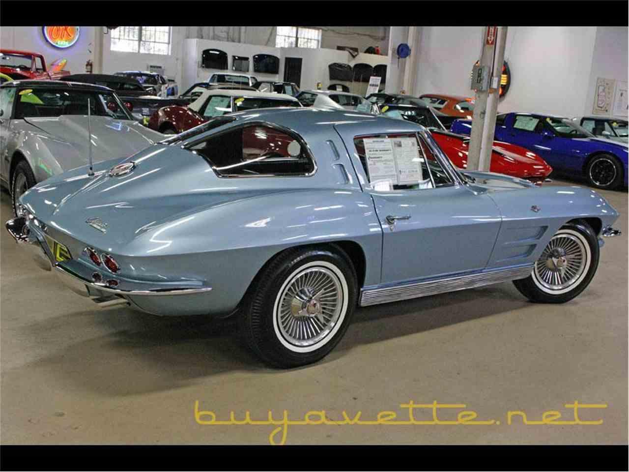 Large Picture of Classic '63 Corvette located in Atlanta Georgia - $115,999.00 - LPPB