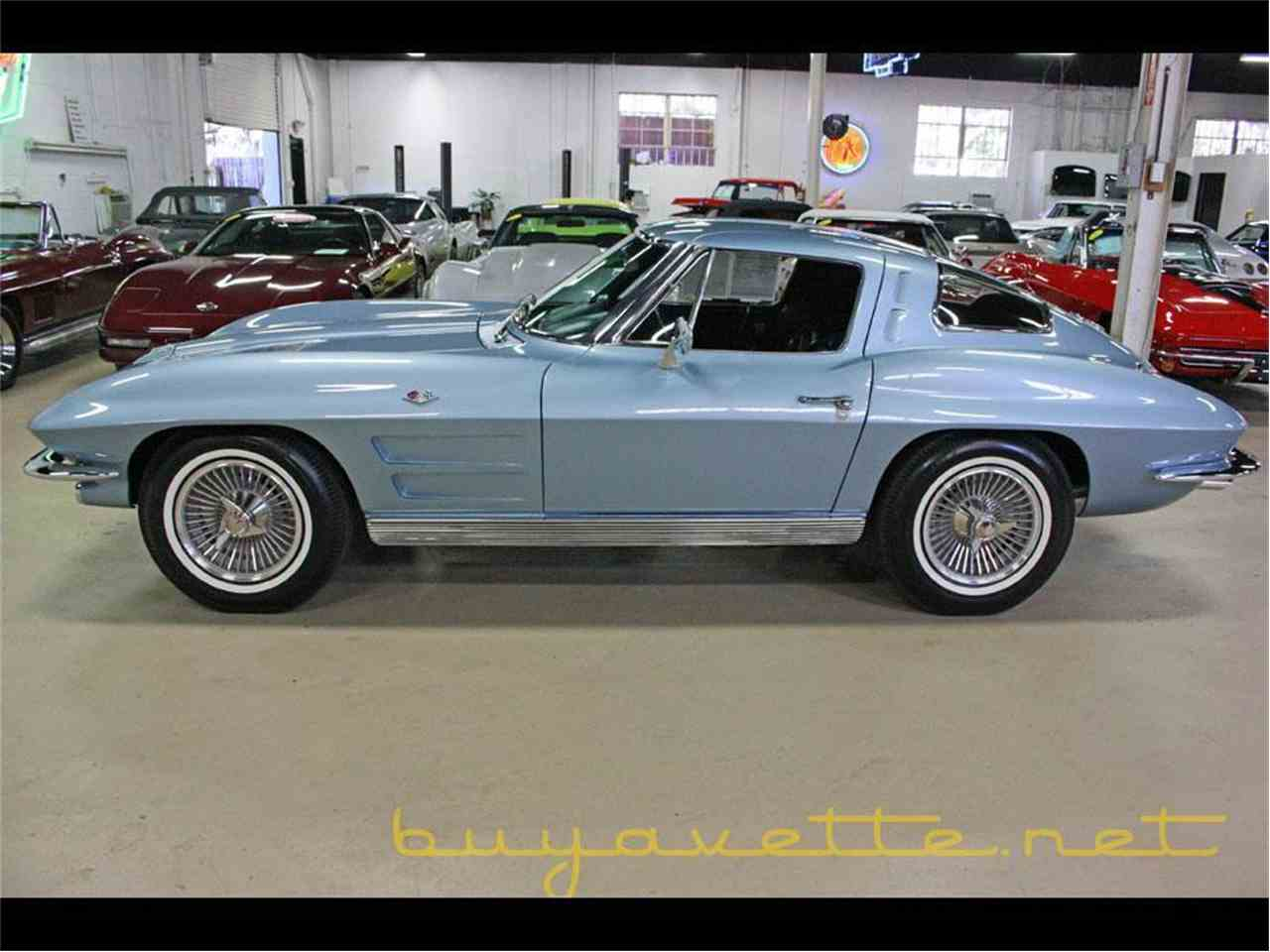 Large Picture of Classic 1963 Corvette located in Georgia Offered by Buyavette - LPPB