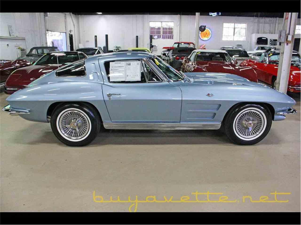 Large Picture of Classic '63 Chevrolet Corvette located in Atlanta Georgia - $115,999.00 - LPPB