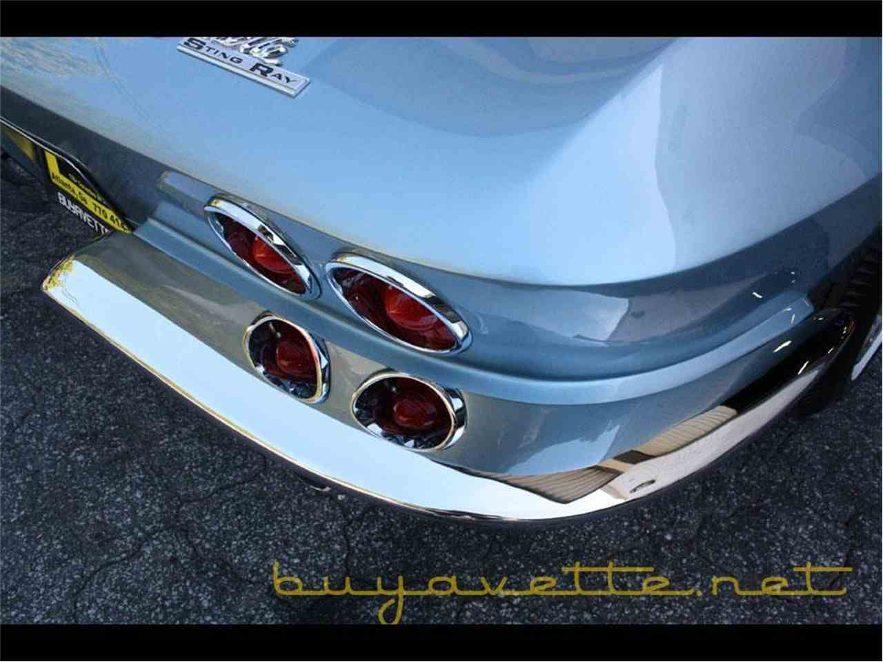 Large Picture of 1963 Corvette - $115,999.00 Offered by Buyavette - LPPB