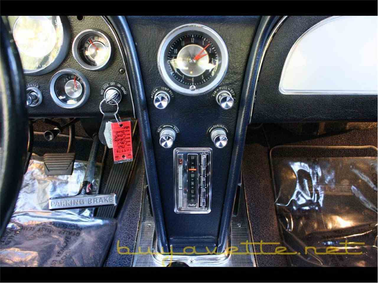 Large Picture of Classic '63 Chevrolet Corvette Offered by Buyavette - LPPB
