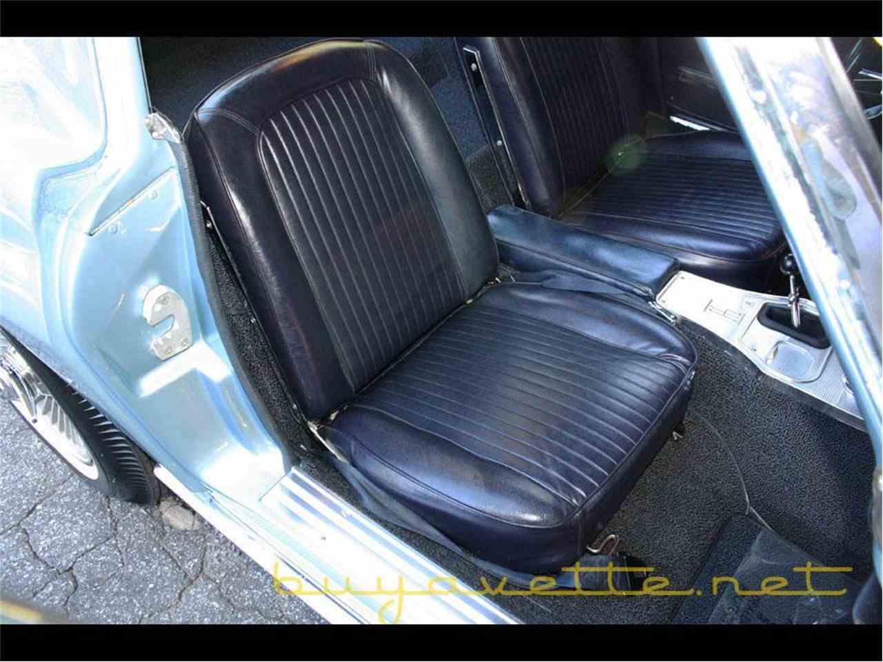 Large Picture of Classic '63 Chevrolet Corvette - $115,999.00 Offered by Buyavette - LPPB