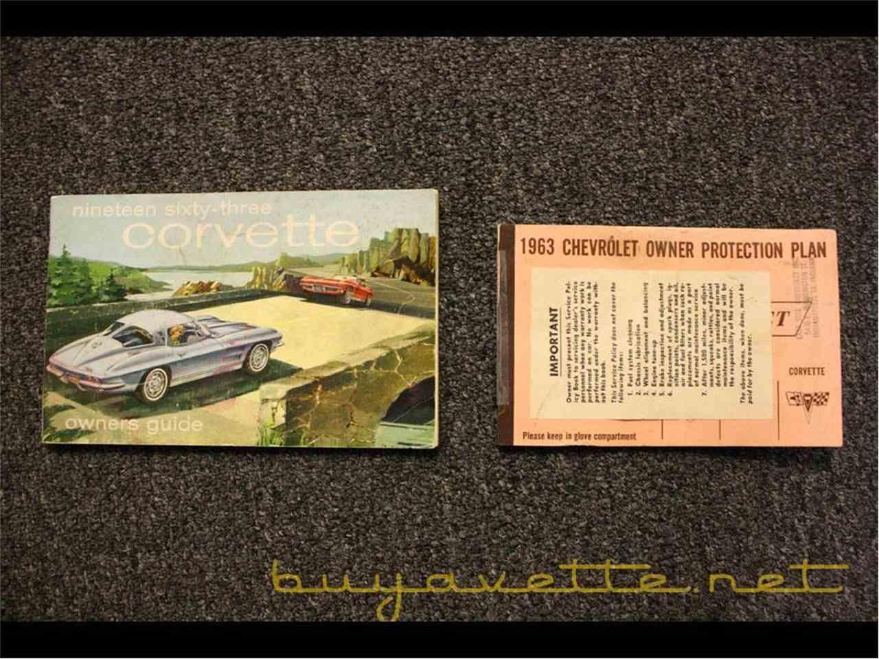 Large Picture of 1963 Chevrolet Corvette located in Georgia - $115,999.00 - LPPB