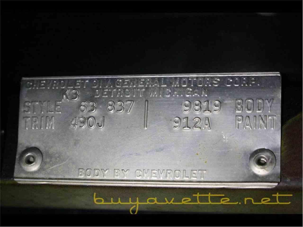 Large Picture of '63 Corvette located in Georgia - $115,999.00 - LPPB