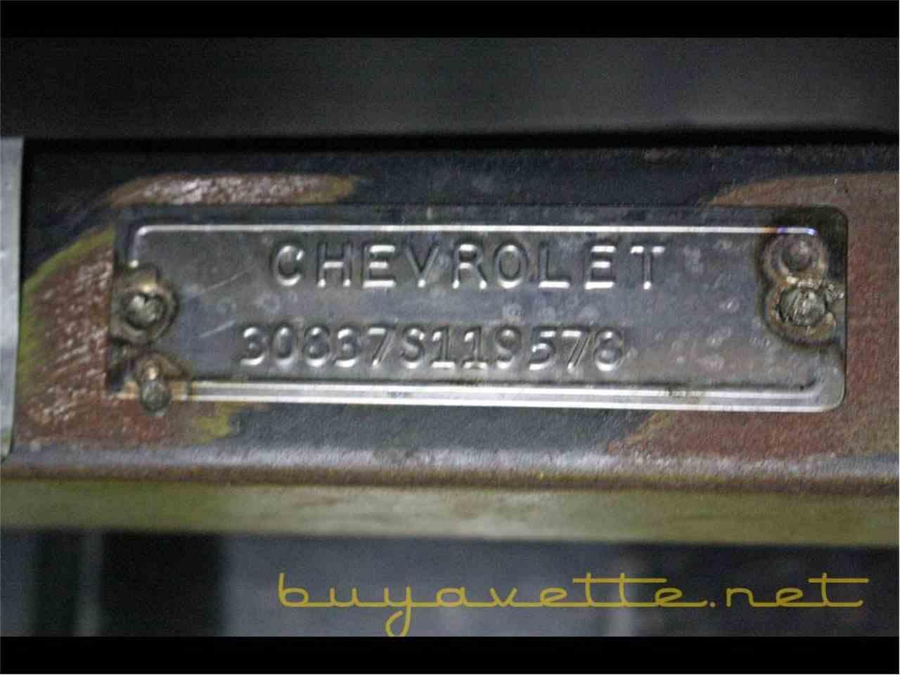 Large Picture of 1963 Chevrolet Corvette located in Georgia - LPPB