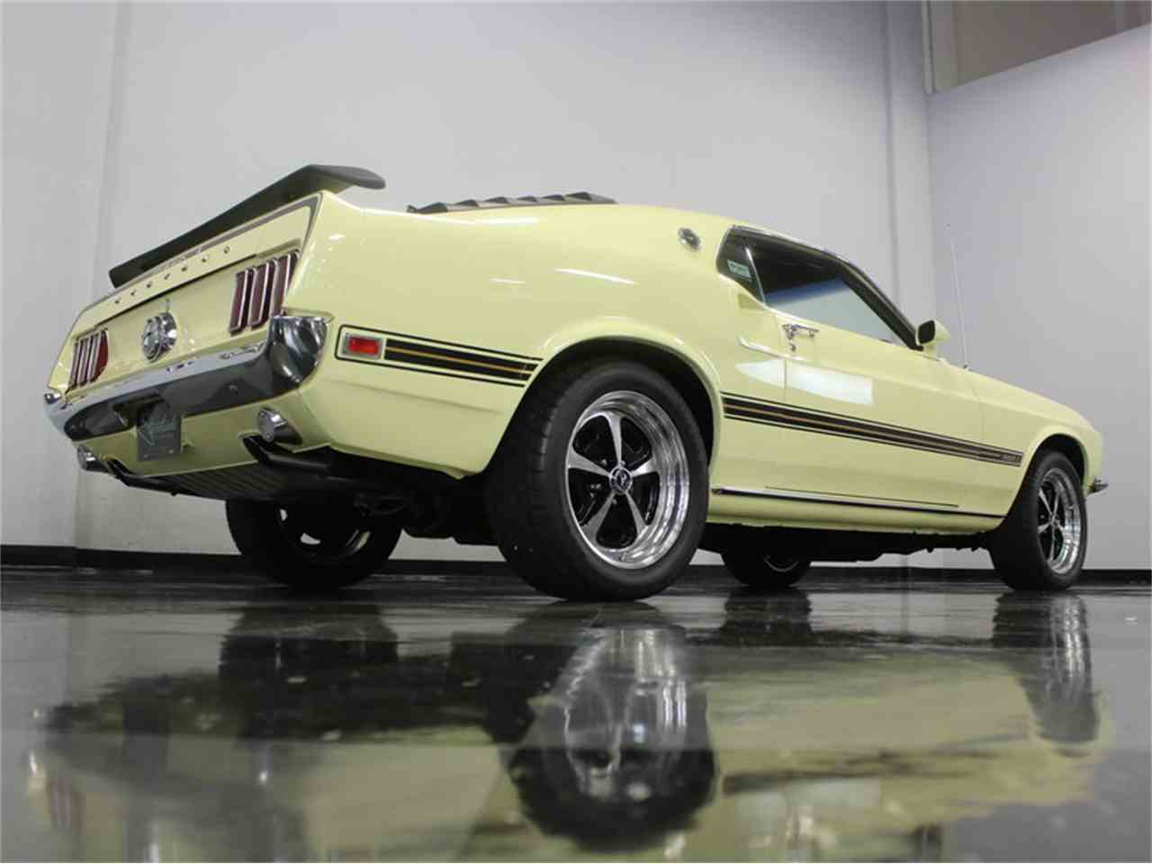 Large Picture of '69 Mustang Mach 1 - LPR5