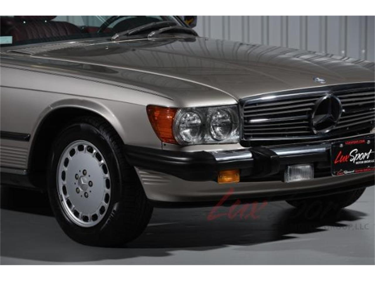 Large Picture of '89 560SL - LPRA