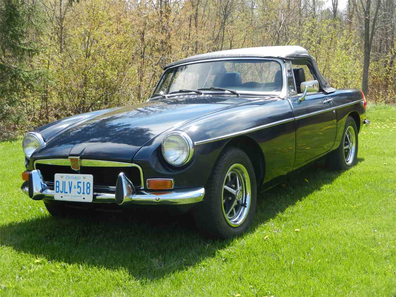 Large Picture of '73 MGB - LPS4