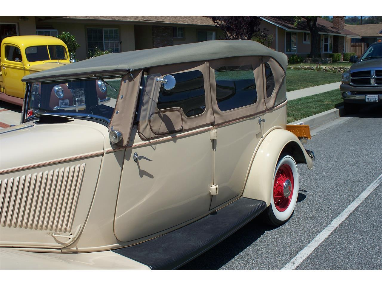 Large Picture of 1934 Ford Phaeton located in California - $44,500.00 Offered by a Private Seller - LPSN