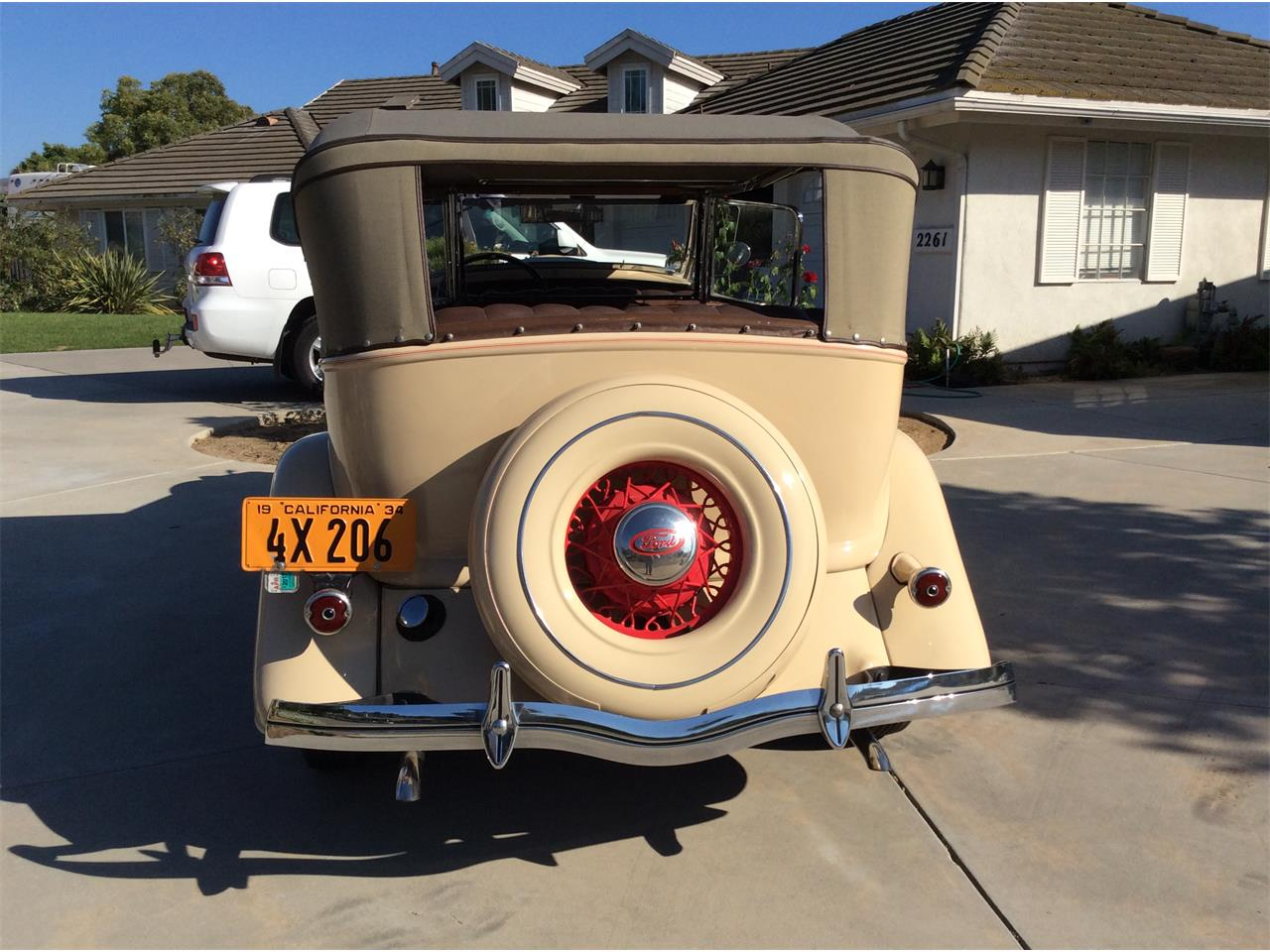 Large Picture of 1934 Ford Phaeton - $44,500.00 Offered by a Private Seller - LPSN