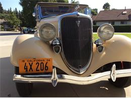 Picture of Classic '34 Phaeton Offered by a Private Seller - LPSN