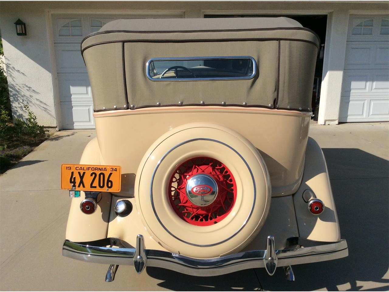 Large Picture of Classic '34 Ford Phaeton - $44,500.00 - LPSN