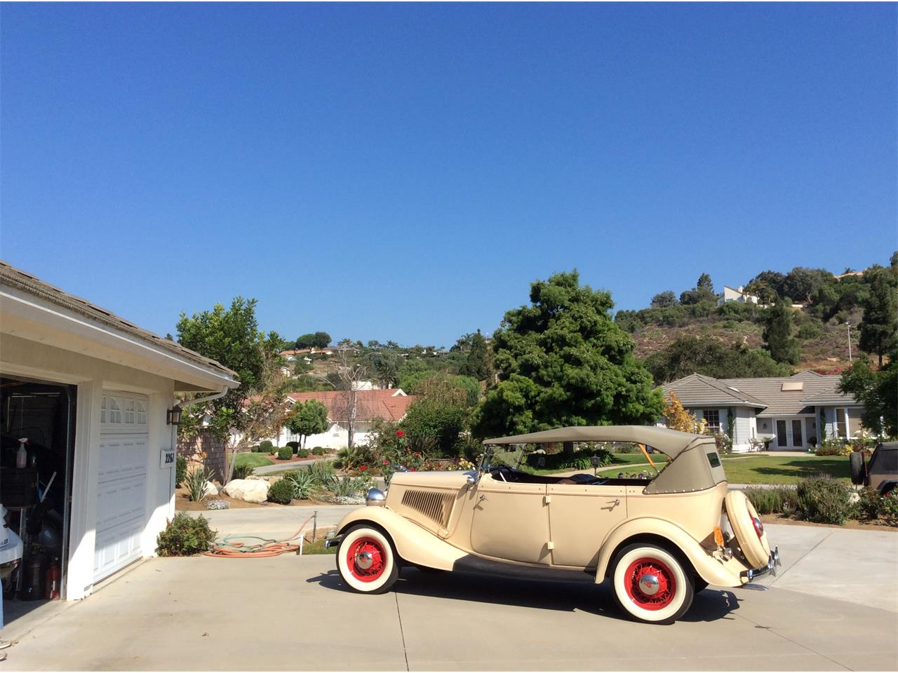 Large Picture of Classic '34 Phaeton Offered by a Private Seller - LPSN