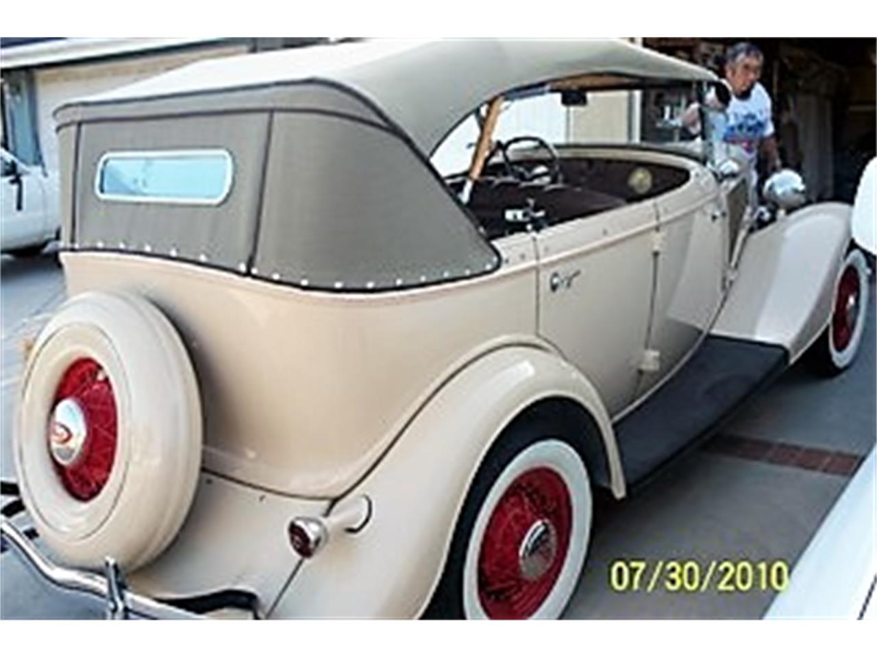 Large Picture of Classic '34 Ford Phaeton located in Camarillo California - $44,500.00 - LPSN