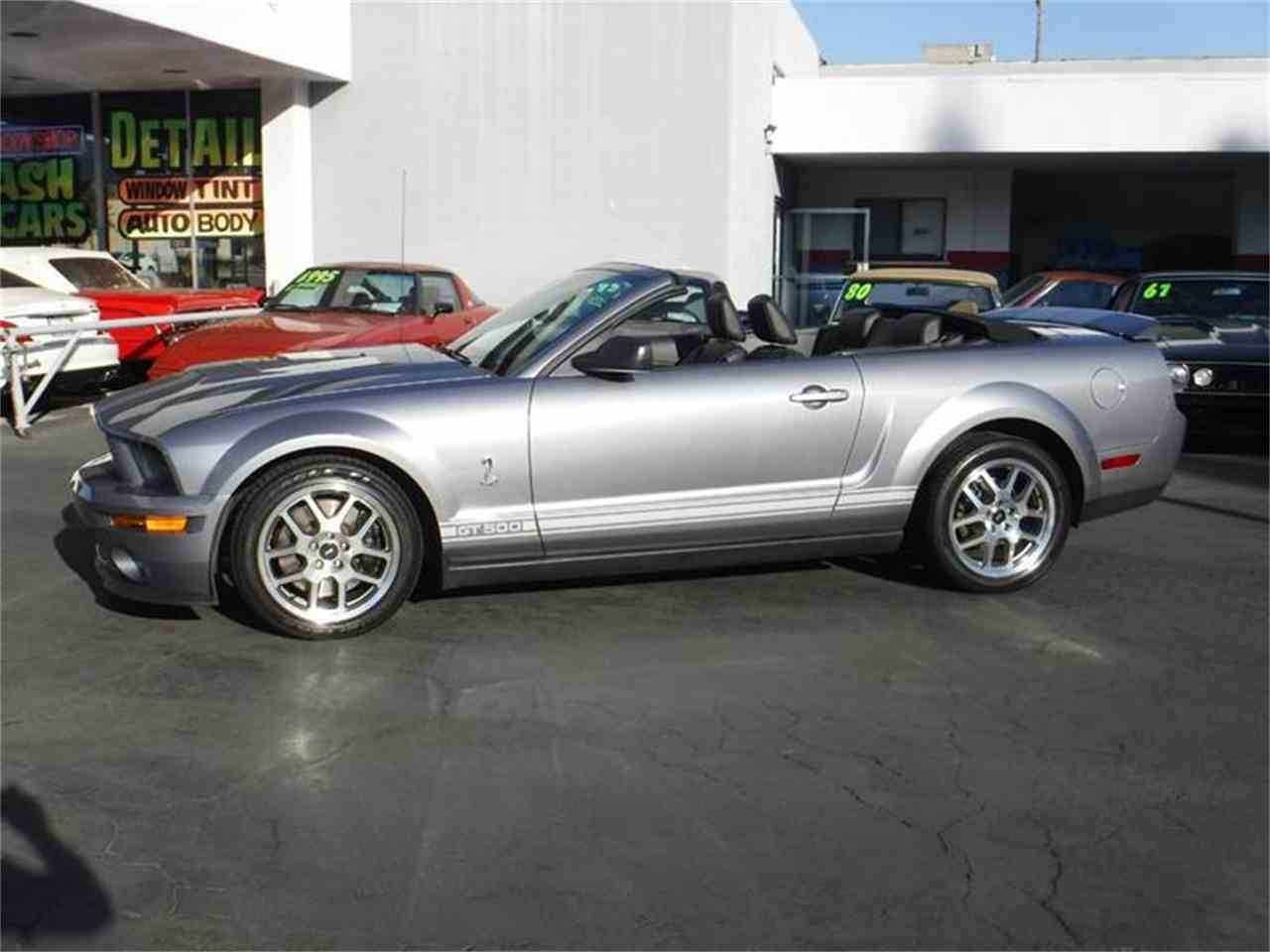 Large Picture of '07 GT500 - LNKH