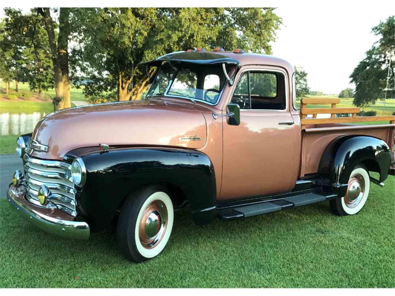 Large Picture of '53 5-Window Pickup - LPU0