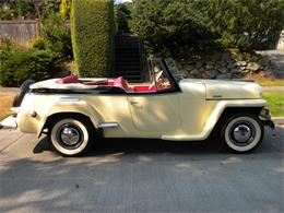 Picture of Classic 1949 Jeepster located in Seattle Washington Offered by a Private Seller - LPU9