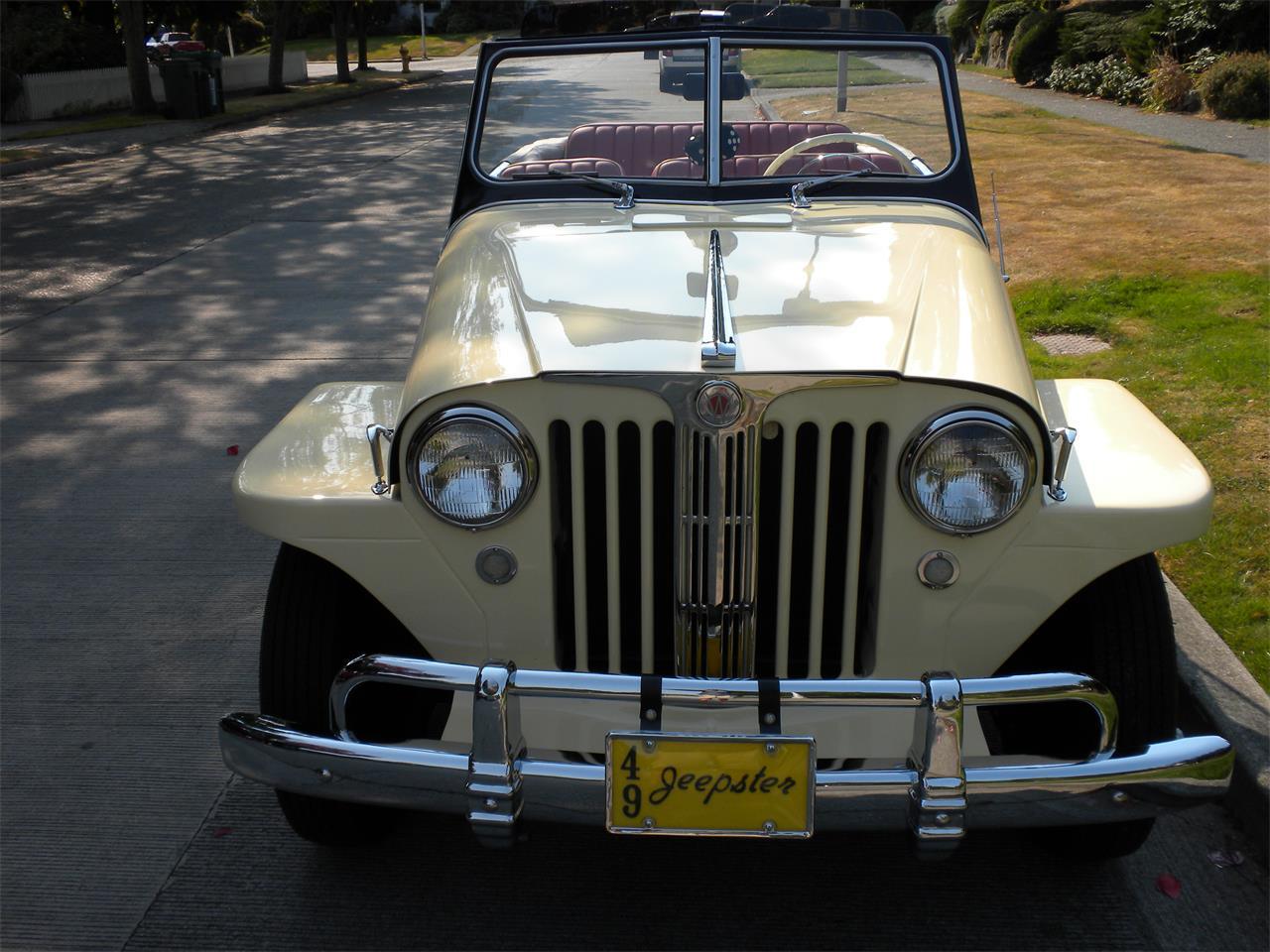 Large Picture of Classic 1949 Jeepster - LPU9